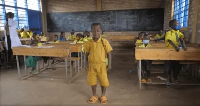 Video: Read interesting story of this 21-year-old student who spent 15 years  in a class while his mates have graduated - LiveTimes9ja